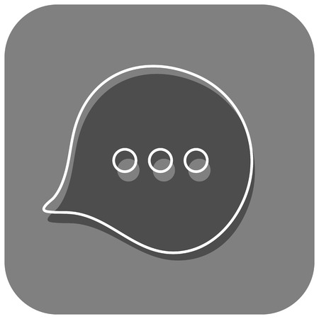 WebChat icon. Dialog text
