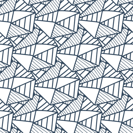 simple background: Seamless pattern - simple geometrical one-color background.