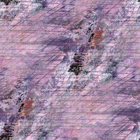 artistic background: Abstract seamless pattern with acrylic painting. Hand-drawn illustration with grunge effect.