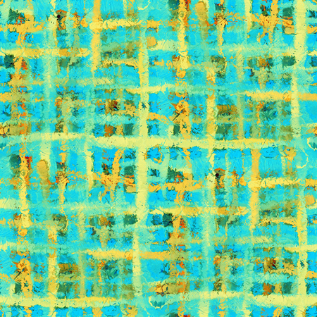 painterly: Abstract seamless pattern with acrylic painting. Painterly Background. Hand-drawn illustration.
