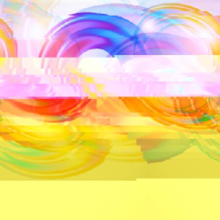 glitch: Colorful background with light effects in style glitch- art. Vector illustration.