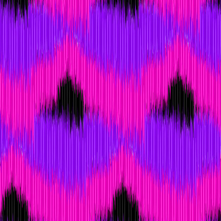 gobelin tapestry: Seamless Ikat Pattern. Abstract  background for textile design, wallpaper, surface textures, wrapping paper.