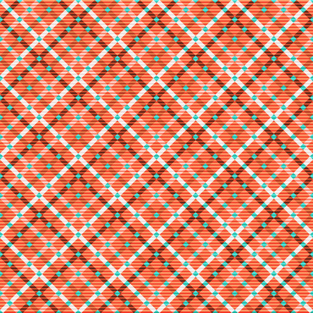 Vector seamless pattern. Geometric background with squares.  The illustration contains transparency and effects.