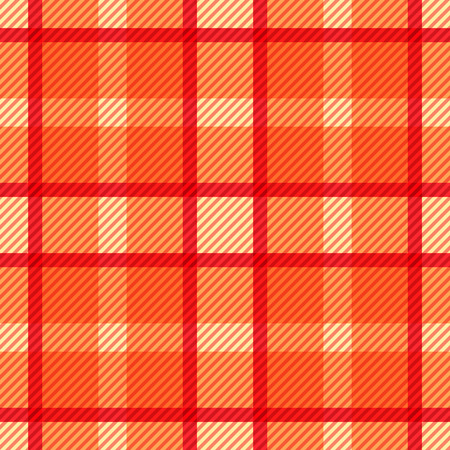 square fabric texture. Seamless pattern. Vector illustration.