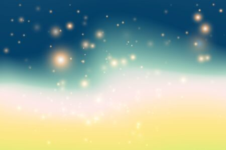 Abstract light background.The illustration contains transparency and effects. Ilustrace