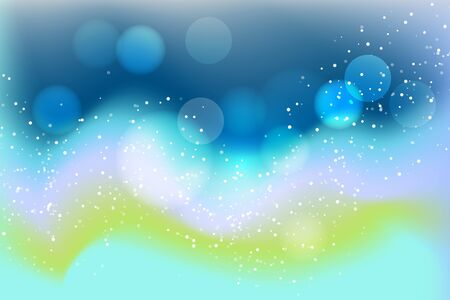 Abstract light background. The illustration contains transparency and effects.