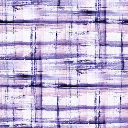 fabric texture. Seamless pattern. Watercolor  illustration. 版權商用圖片