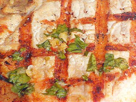 Closeup of Pork Chop Banco de Imagens - 57271703