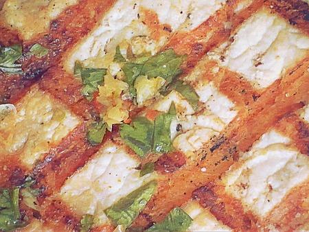 Closeup of Pork Chop Banco de Imagens