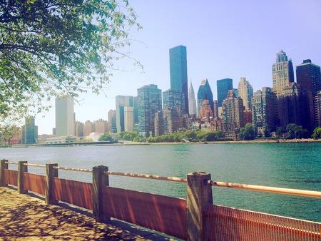 urban scenics: NYC Cityscape