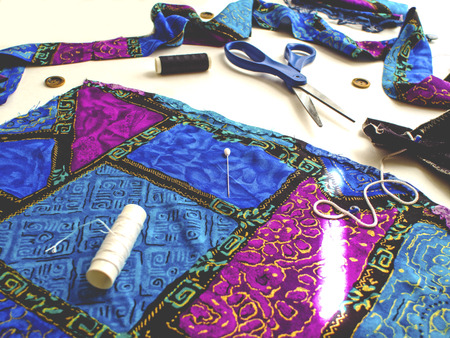 Sewing an Apron