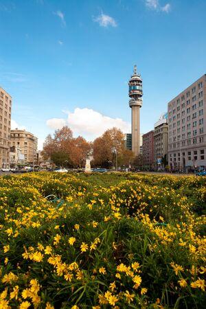Alameda Avenue, Downtown, Santiago, Chile, South America photo