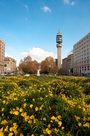 Alameda Avenue, Downtown, Santiago, Chile, South America