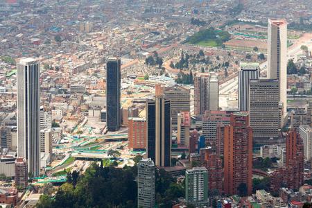International Center of Bogota, Colombia, South America