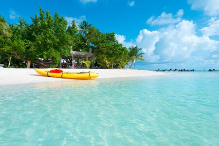 San Andres Island at the Caribbean, Colombia, South America 版權商用圖片