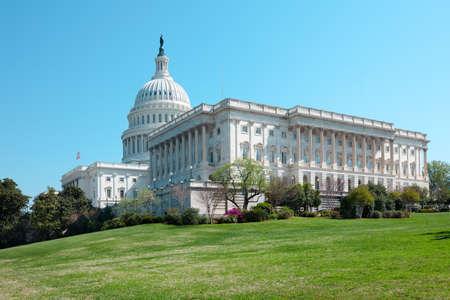 U.S. Capitol Building, Washington D.C., USA