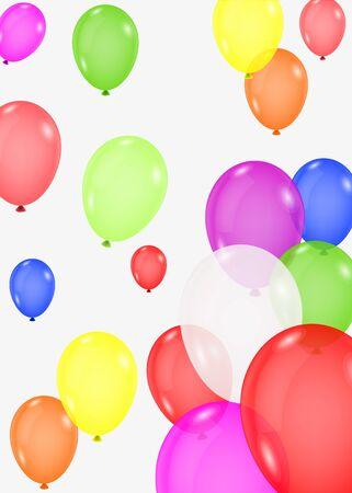Baloon background