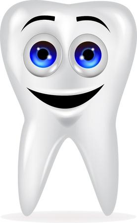 Happy tooth Stock Vector - 16496601