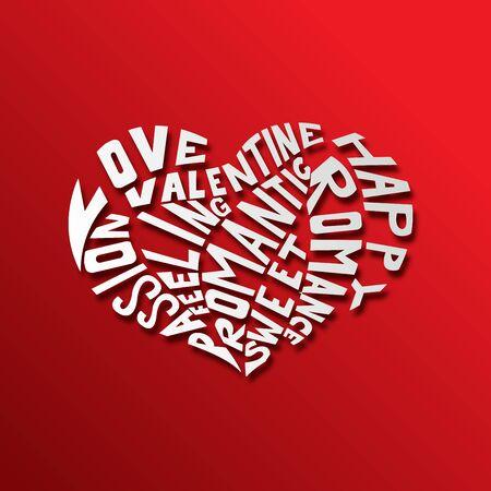 hearth: Hearth love concept Illustration
