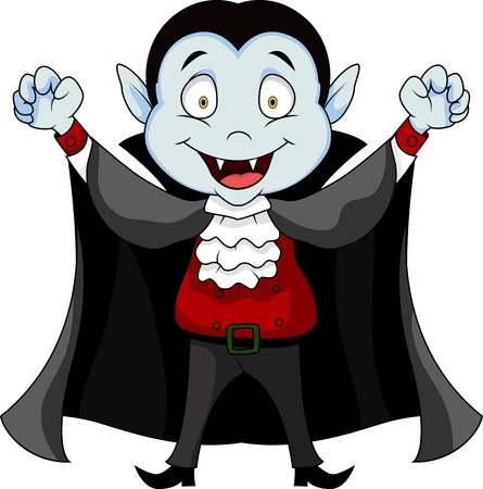 cartoon vampire: Vampire cartoon