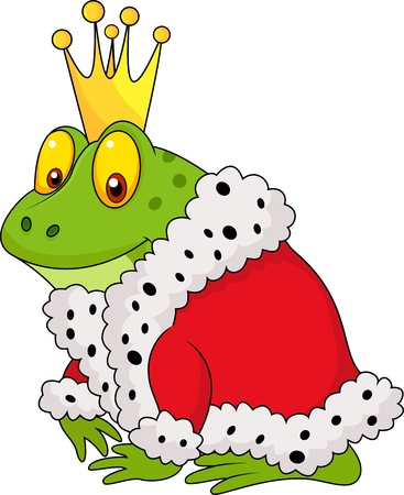 governor: The frog king cartoon