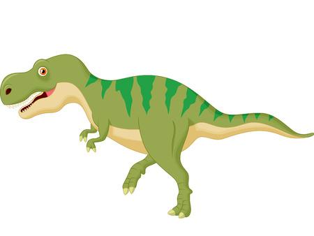 era: Cute dinosaur cartoon