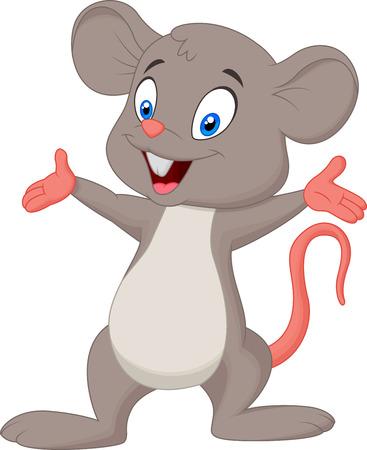 maus cartoon: Nette Maus Cartoon Pr�sentieren