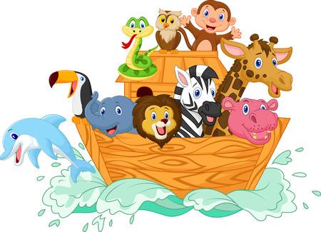 Noah s Ark cartoon