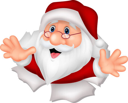 산타 클로스 만화