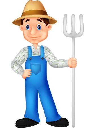 만화 농부