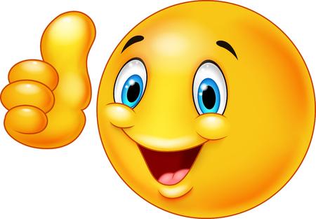 Bonne Bande Dessinee Smiley Emoticones Visage Clip Art Libres De Droits Vecteurs Et Illustration Image 33887325