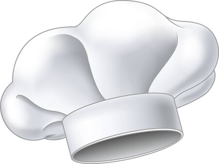 chefs: Cook hat , chef illustration