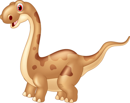 cute dinosaur: Adorable cute dinosaur