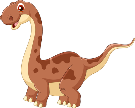 dinosaur cute: Adorable cute dinosaur