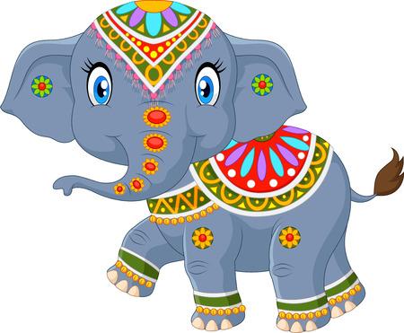 9 905 indian elephant stock vector illustration and royalty free rh 123rf com