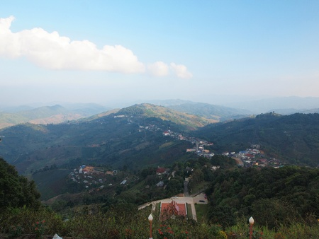 veiw: veiw from Ma Salong hill 02