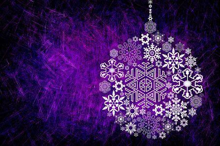 weihnachten: Grunge textured for merry xmas day