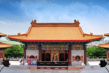chinese temple: Chinese temple