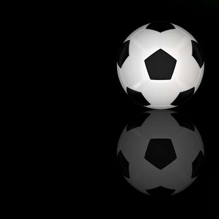 3d football Stock Photo - 12246801
