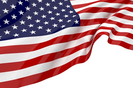 Vector Flags of America Stock Photo - 12630445