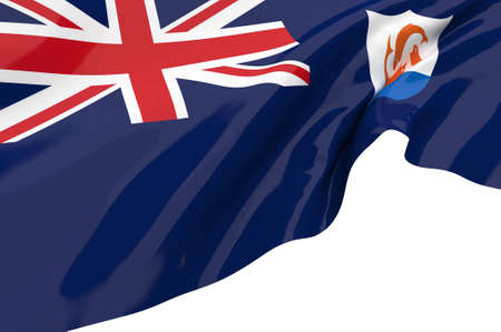 anguilla: Vector Flags of Anguilla