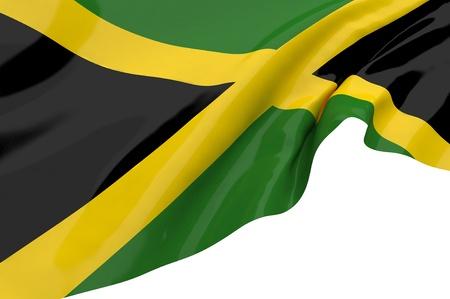 jamaica: Vector Flags of Jamaica