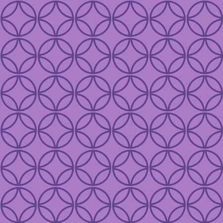 Seamless retro pattern photo