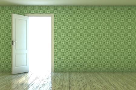 Empty room Stock Photo - 13299886
