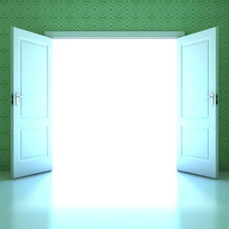 Empty room Stock Photo - 13623597