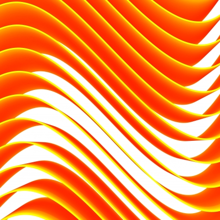 Colorful abstract lines for background  photo