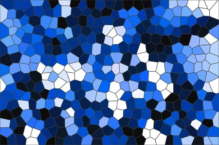 minster: Colorful glass mosaic background