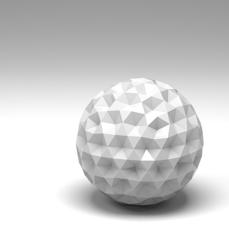 3d rendering basic geometric shapes