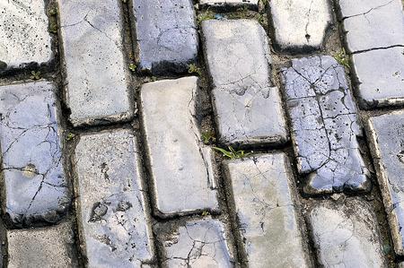 ways to go: Cobblestone Street Detail