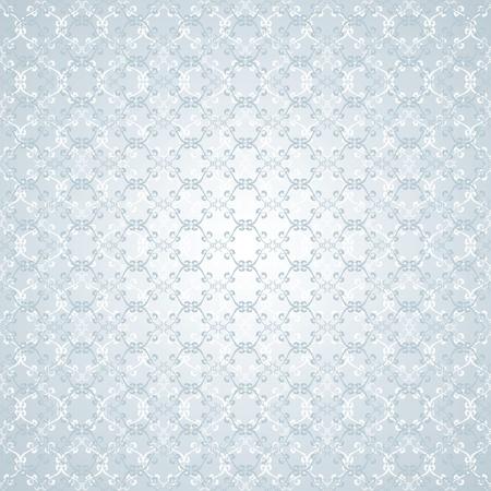 floral design blue-grey background Stock Vector - 12353614